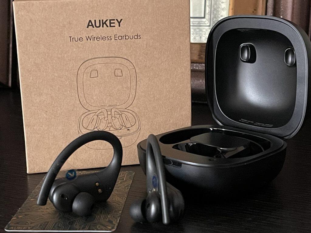 Aukey Headphones Box 4