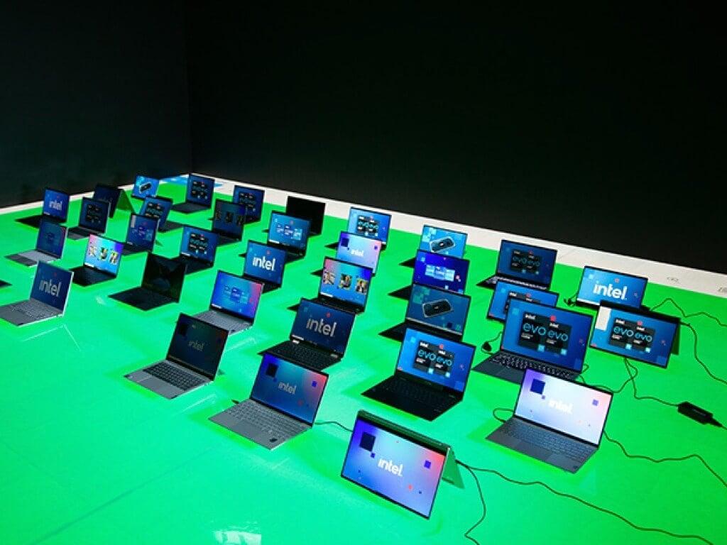 Intel Partner Devices Ces 2021