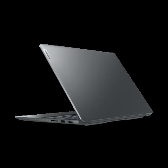 Lenovo Ideapad 5 Pro Amd Rear Facing Left Storm Grey