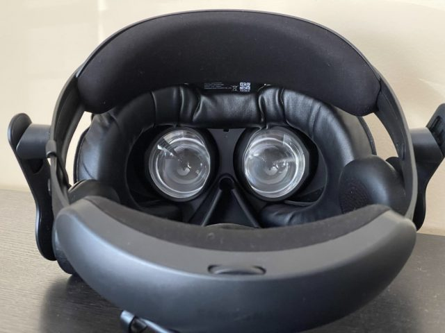 Samsung Hmd Odyssey + Windows Mixed Reallity Headset Profile