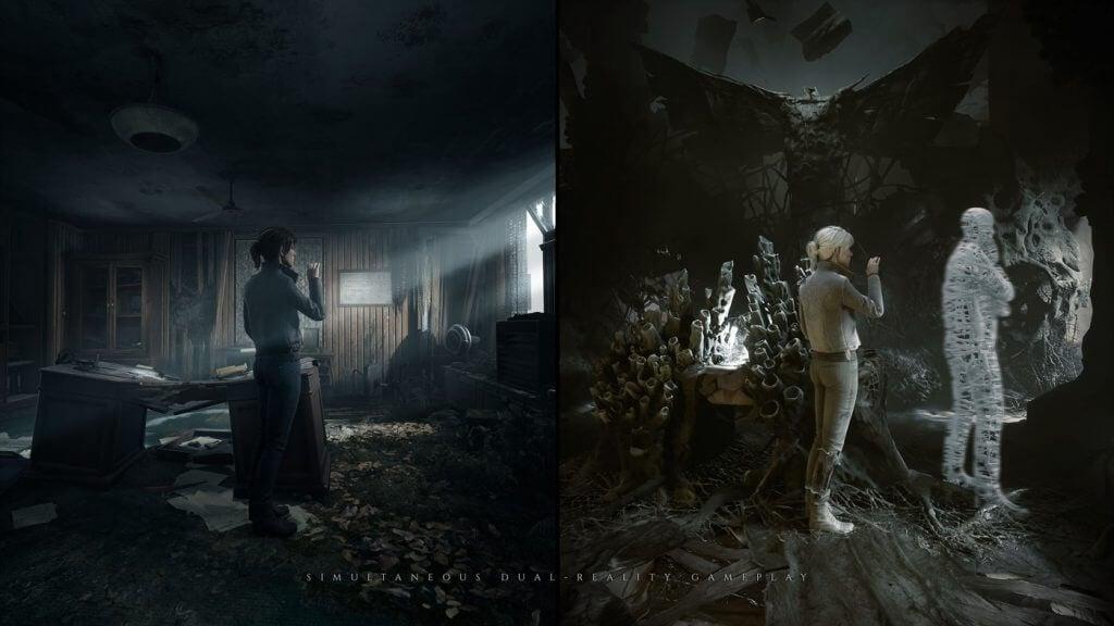 The Medium Dual Reality Gameplay