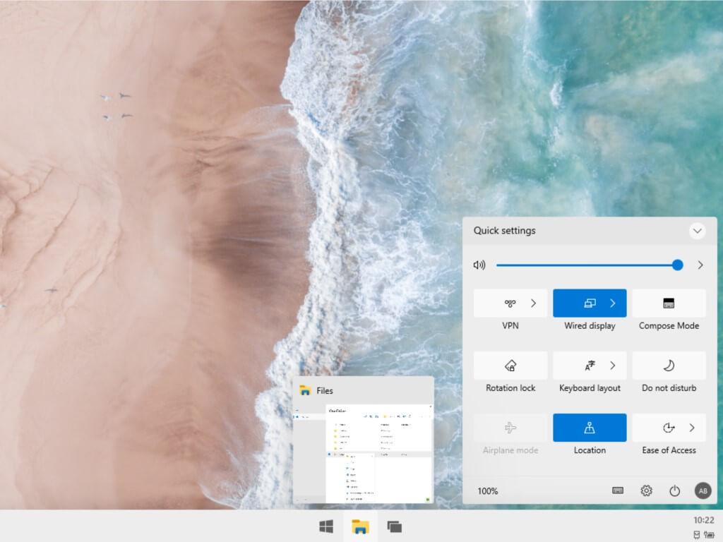 Windows 10x Hands On Image