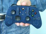 Xbox Canada denim controller