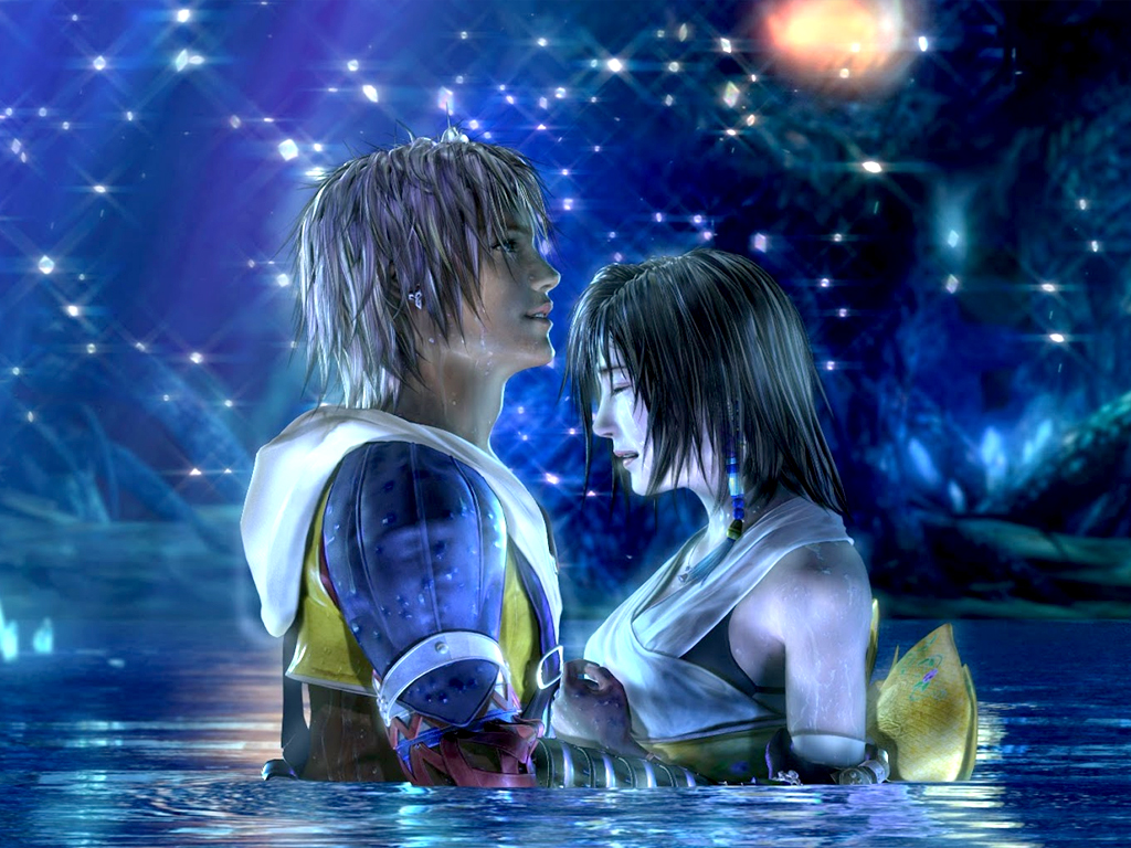 Final Fantasy X-2 HD Remastered video game on Xbox One and Xbox Series X