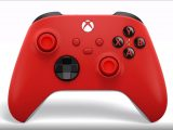 Xbox Pulse Red Wireless Controller