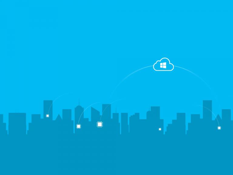La implementación de Azure Cloud está recortada
