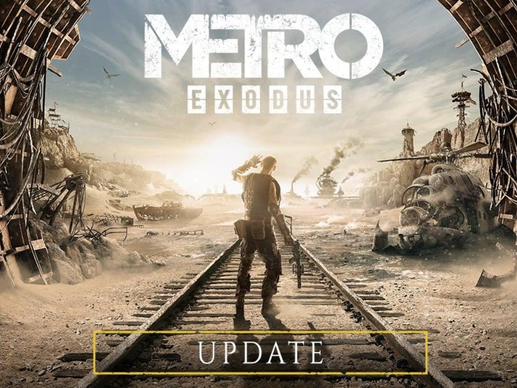 Metro Exodus Next Gen Upgrade