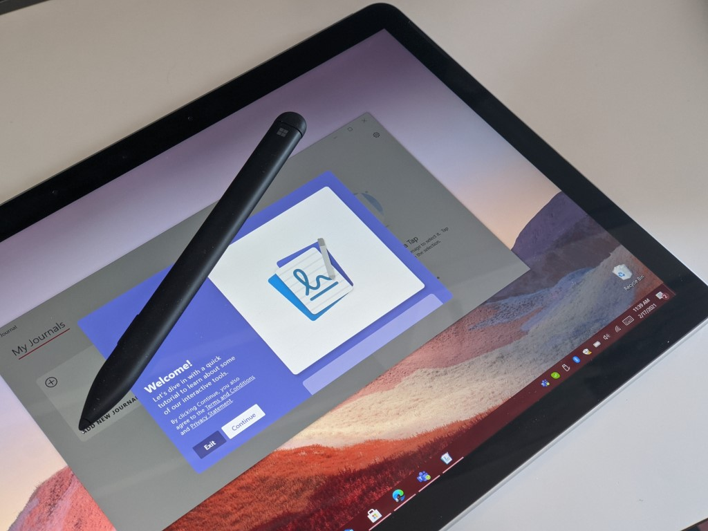 Microsoft Garage Journal