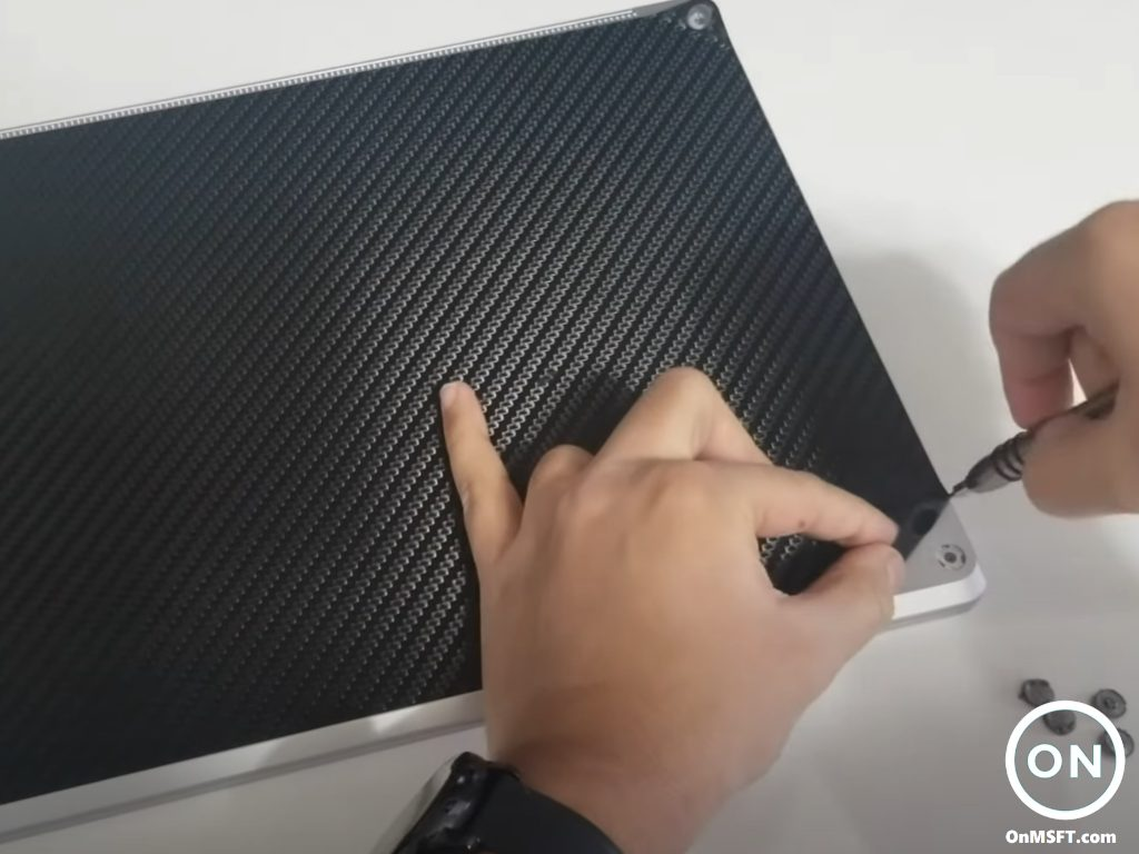 Surface Laptop Rubber Feet
