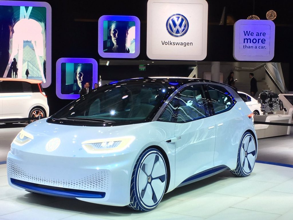 Volkswagen Automated