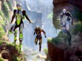 Anthem video game on Xbox One and Xbox Series X