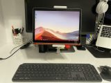 This viozon tablet stand holder can turn your surface pro or go into a surface studio of sorts - onmsft. Com - february 22, 2021