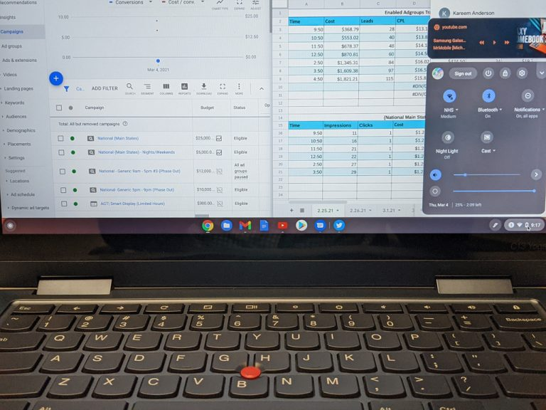 Lenovo thinkpad c13 yoga chromebook - os