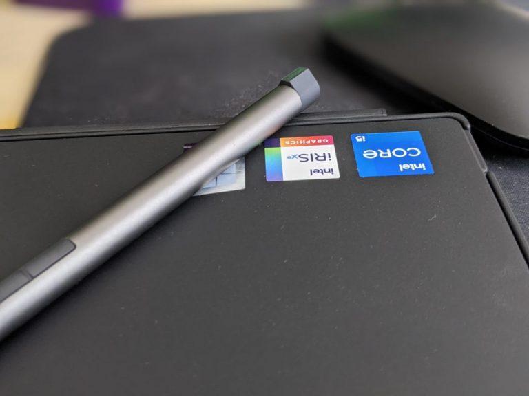 Lenovo ThinkPad X12 Detachable - Intel