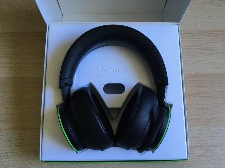 Xbox Wireless Headset With Box 2