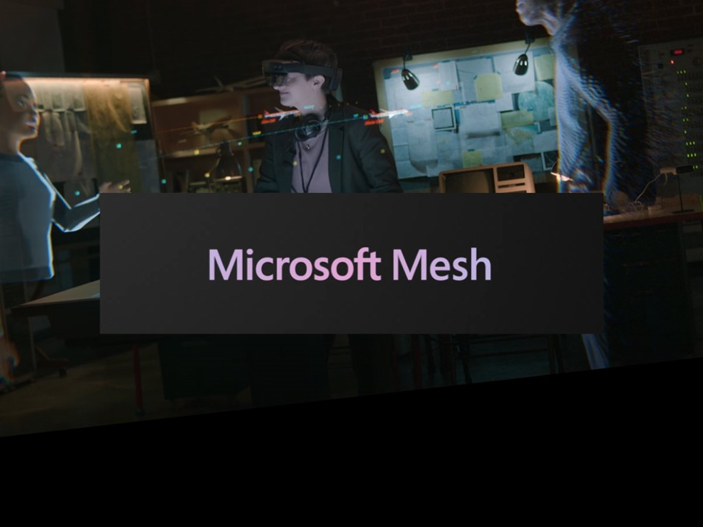 Latest microsoft mesh update brings improved ui, lots of new features - onmsft. Com - september 15, 2021