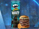 Walmart Halo Moa Burger Pringles