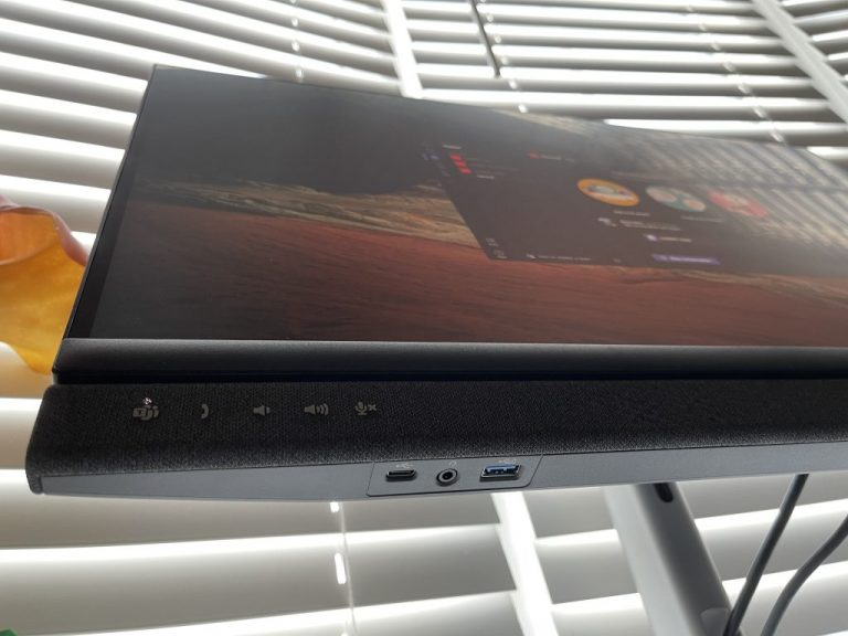 Dell 27 Monitor Front Ports