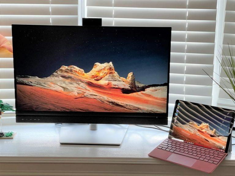 Dell 27 Monitor Design Lead