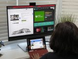Dell Monitor Onmsft And Surface