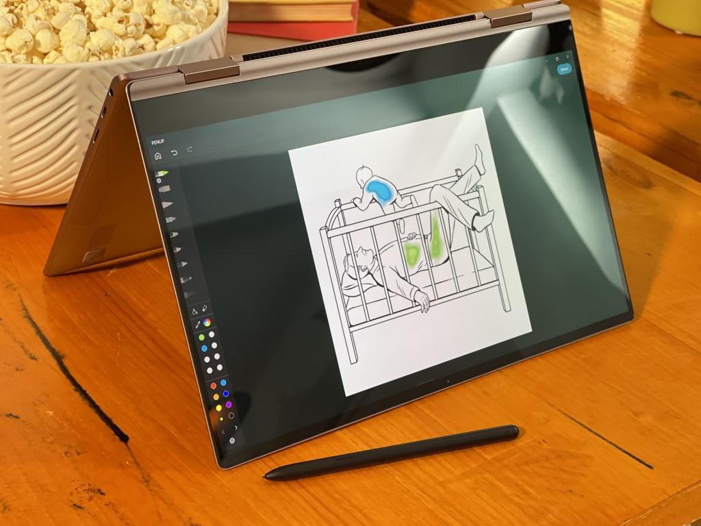 Galaxy Book Pro 360 Inking