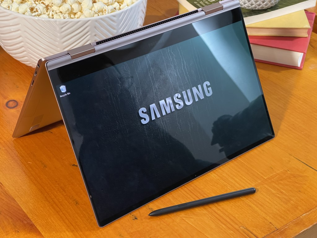 Galaxy Book Pro 360 With Pen