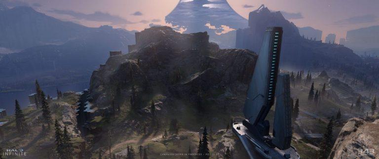 Halo Infinite On Pc Screenshot