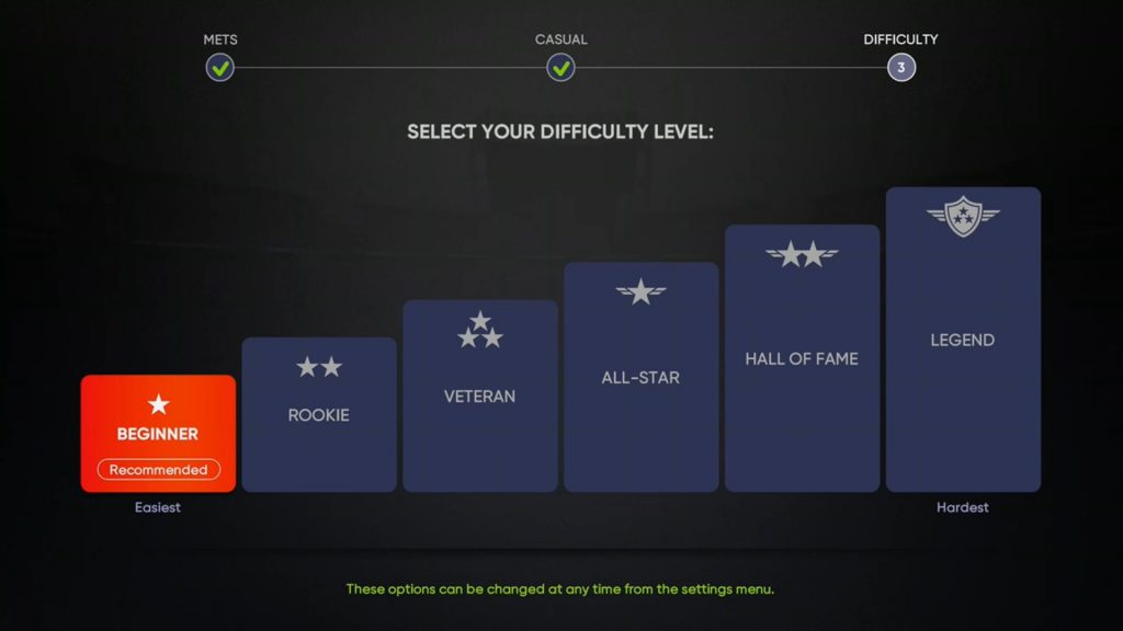 Mlb Difficulty