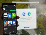 Microsoft Edge Canary On Android Phone
