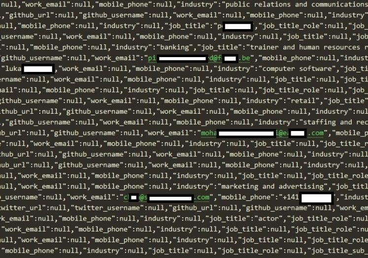 Linked - Hackers breach