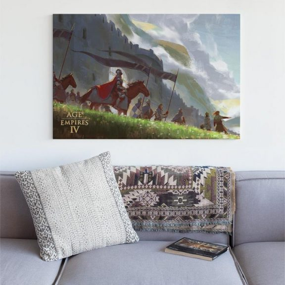 Age of Empires IV Canvas