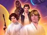 Star wars characters in disney magic kingdoms video game on windows 10