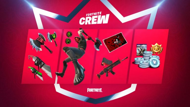 May 2021 Fortnite Crew content
