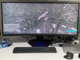 Microsoft Flight Simulator Dell 34 Curved Gaming Monitor Review Featured Image