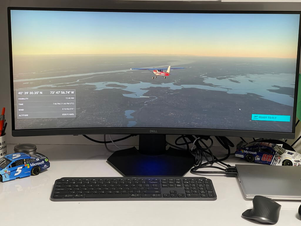 Dell Curved 34 Gaming Monitor (S3422DWG) review: All the features for immersive gaming OnMSFT.com May 20, 2021