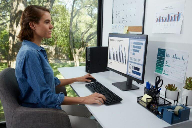 Linkedin home office setting working 4