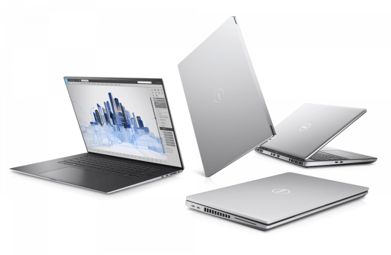 Precision Mobile Workstations 5560 And 5760
