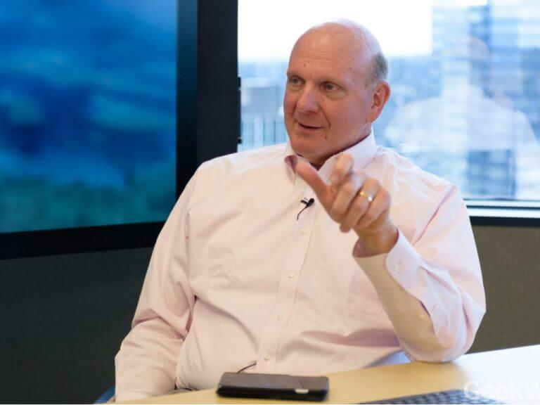 Steve Ballmer Yahoo Verizon Deal