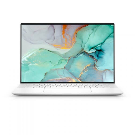 Xps 15 front white