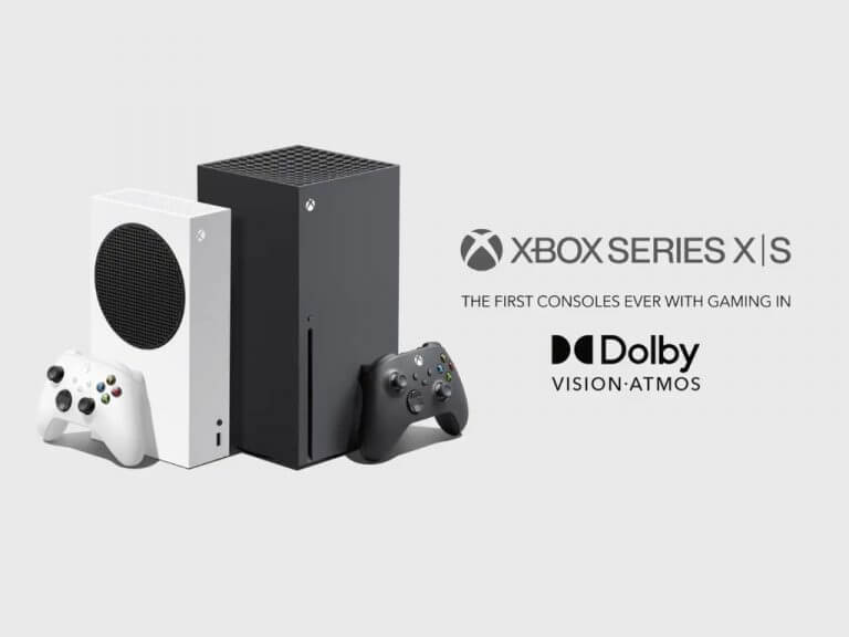 Xbox Series X|s Dolby Vision Gaming