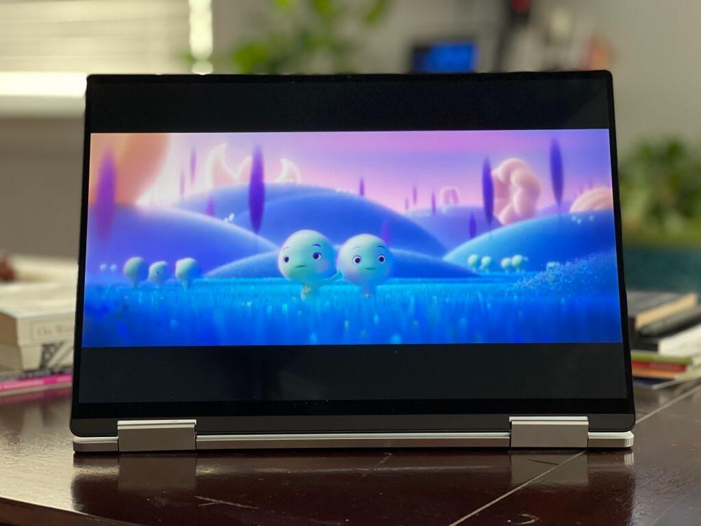 Xps 13 9310 Movie Display