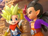 Dragon Quest Builders 2 video game on Xbox One, Xbox Series X, and Windows 10