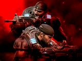 Gears 5 video game on Xbox One and Xbox Series X