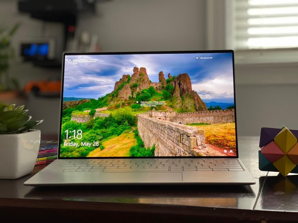 Windows 10 laptop dell xps 13 9310 oled featured image