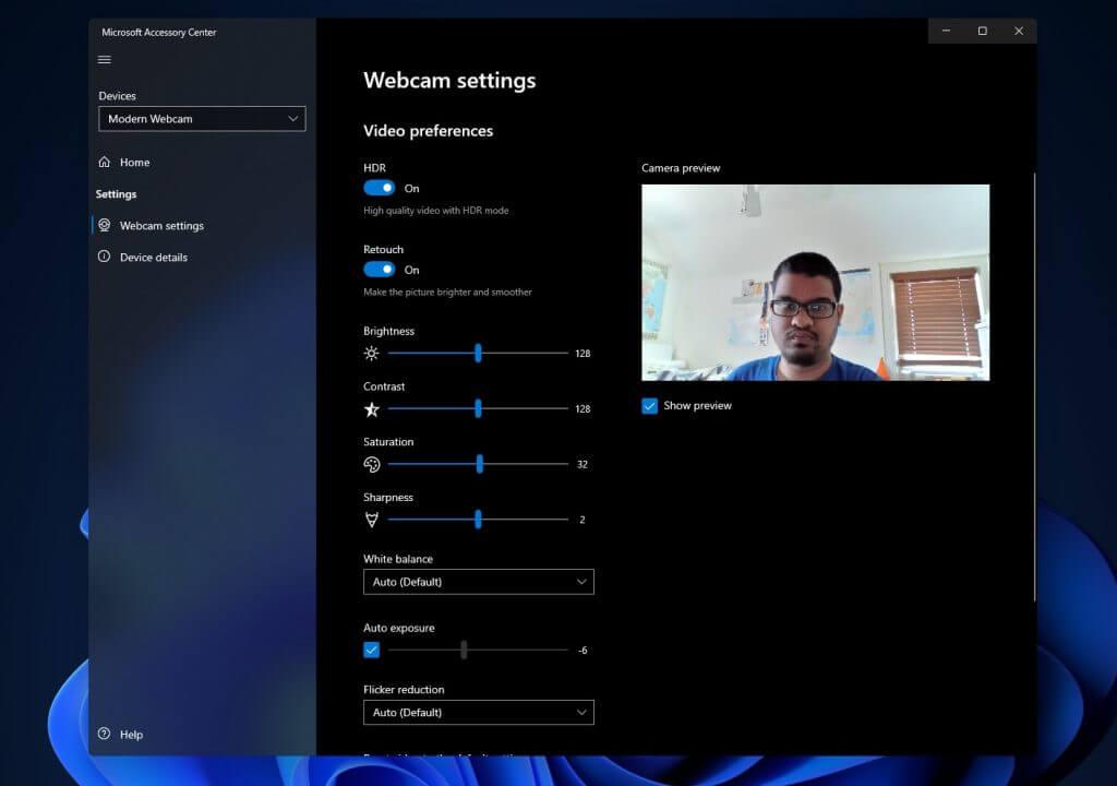 Microsoft modern webcam review: a great basic fhd webcam for windows & teams - onmsft. Com - june 30, 2021