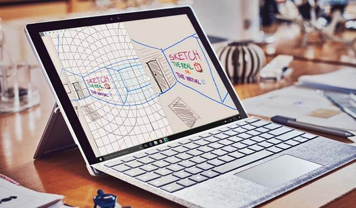 Microsoft garage apps on surface