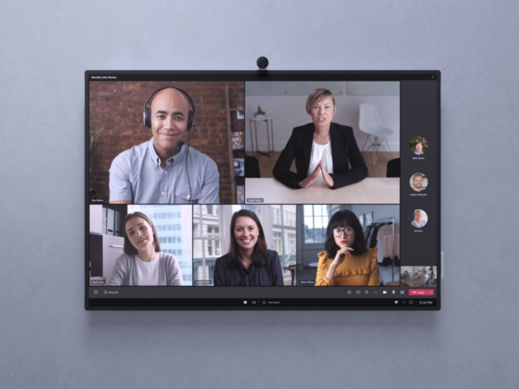 Microsoft details new features coming to teams rooms devices, including the surface hub - onmsft. Com - june 17, 2021