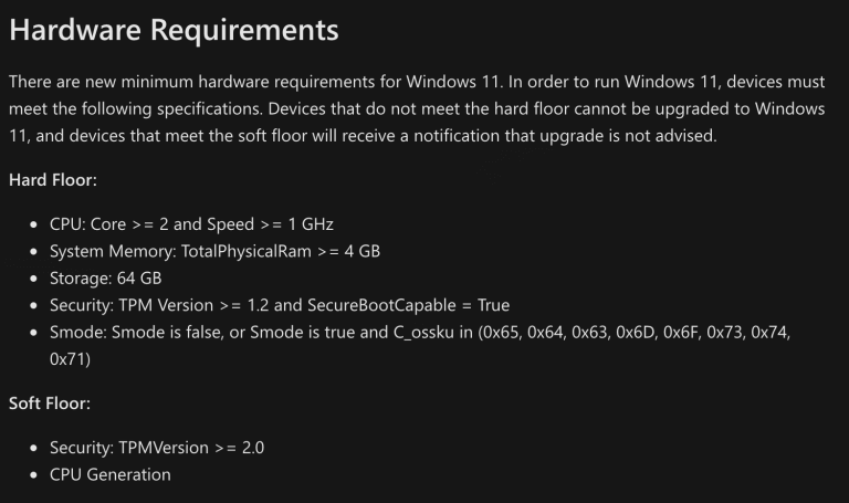 Opinion: microsoft's miscommunication and restrictive windows 11 requirements may leave lots of not-so-old pcs on the sideline - onmsft. Com - june 25, 2021