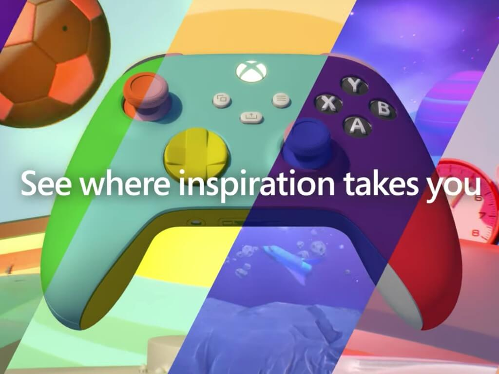 Microsoft brings back xbox design lab for customizing its new xbox wireless controller - onmsft. Com - june 17, 2021