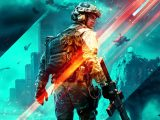 Battlefield 2042 video game on xbox series x and xbox one